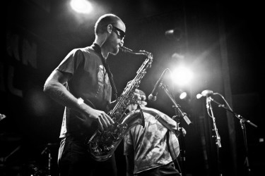 Joe Lilly-saxophone