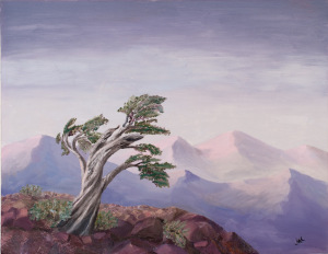Timberline Tree, Joan Hagen Carleno