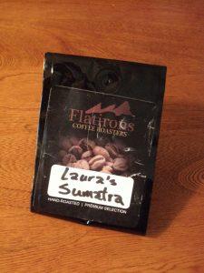 Flatirons coffee - Laura's Sumatra