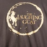 The Laughing Goat t-shirt