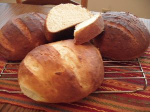 My 'easy' sourdough bread