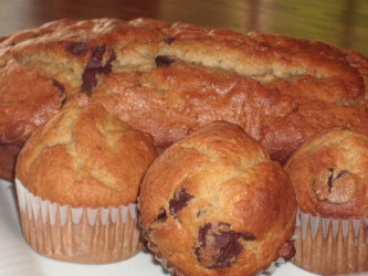 Bread or Muffins? Why choose, have both!