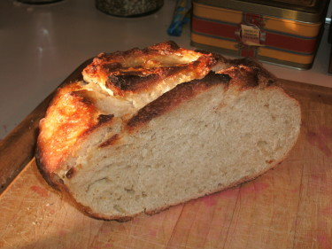 All is not as it seems ... my 'true sourdough' bread