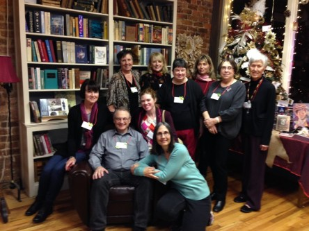 Camden Writers at Books on Broad
