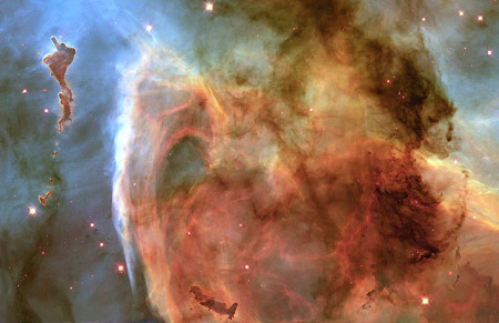 NASA The Carina Nebula