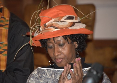 Yvonne Brown, Magnolia Singer who makes hats