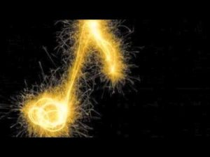 electric eighth note