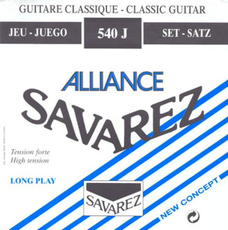 Savarez-540J-Alliance-Nylon-Strings High Tension