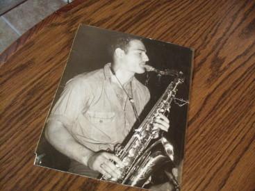 Al Bruno - promo photo circa 1940 - 1950