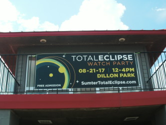 Total Eclipse Dillon Park, Sumter, South Carolina