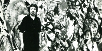 Lee Krasner Abstract Expressionist Artist: 10/1908-6/1984