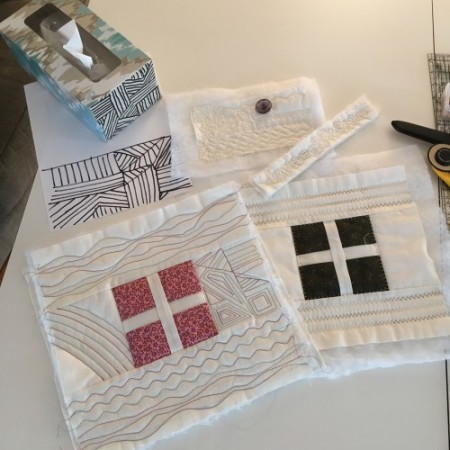 examples of quilting swatches