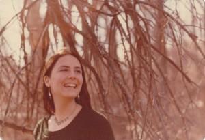 1977 spring break, hardin montana, laura bruno
