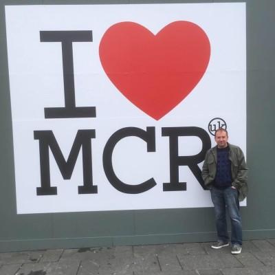 Andrew James Murray, Manchester UK