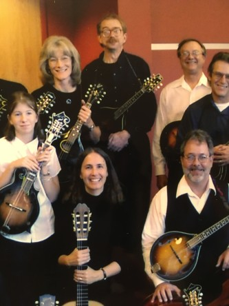 Denver Mandolin Orchestra Laura Bruno Lilly, Paul Drury, others