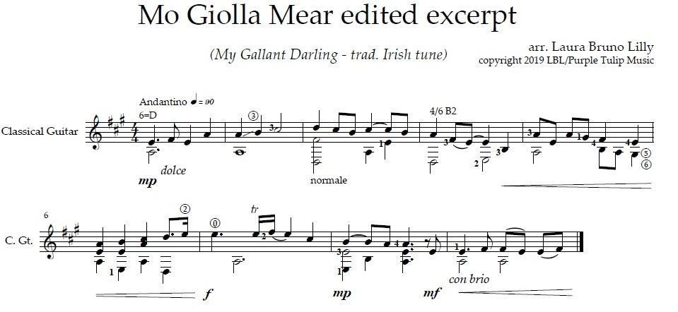 Mo Giolla Mear edited excerpt