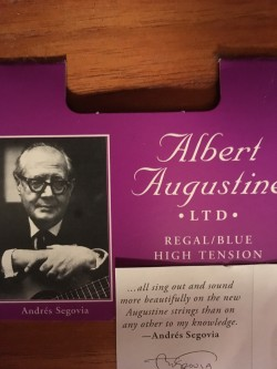 Andres Segovia & Augustine Strings