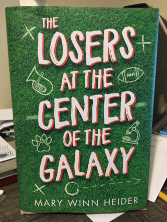 Losers at the Center of the Universe book cover